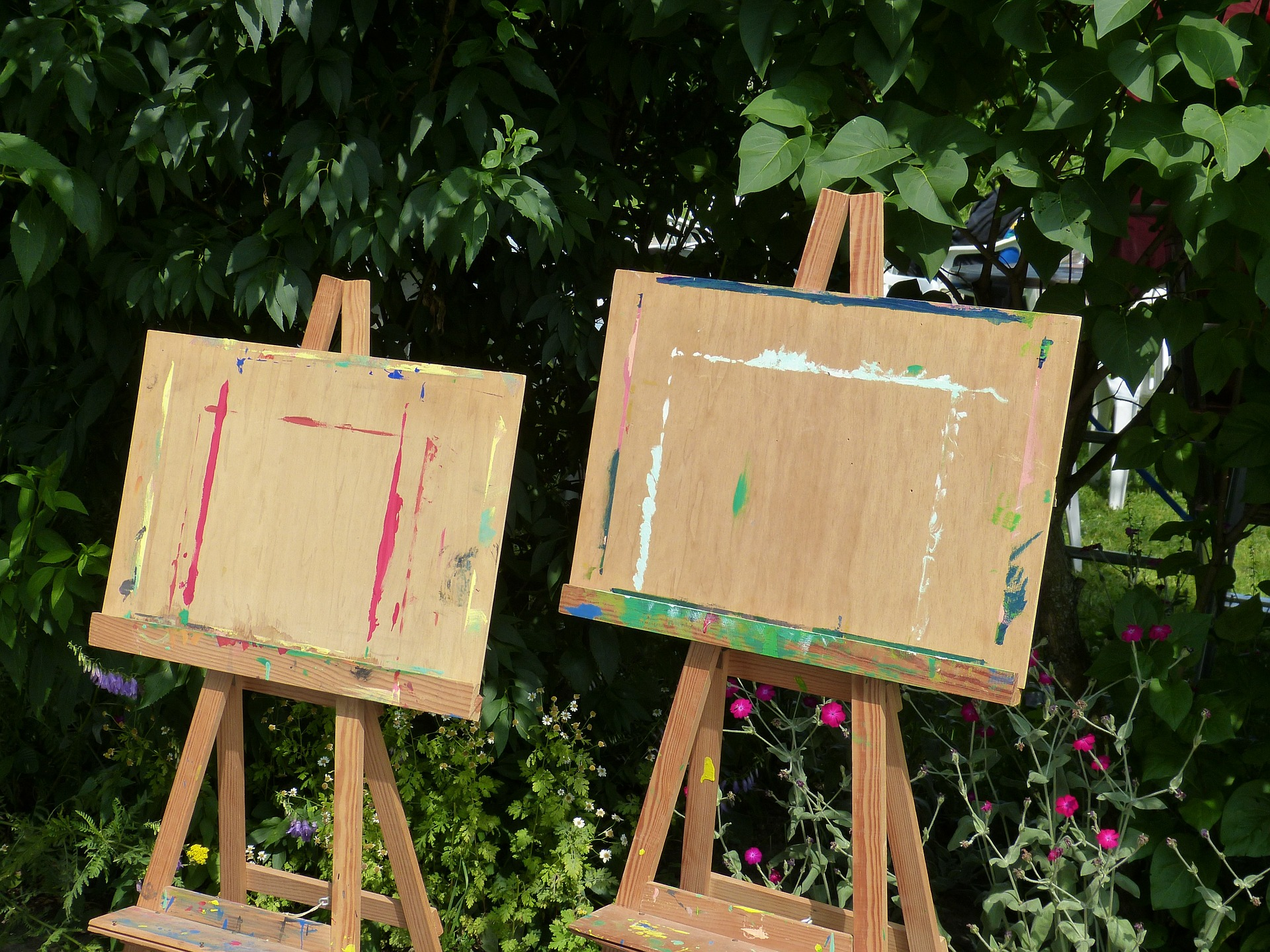 Types of Artist's Easels: How to Choose the Right One
