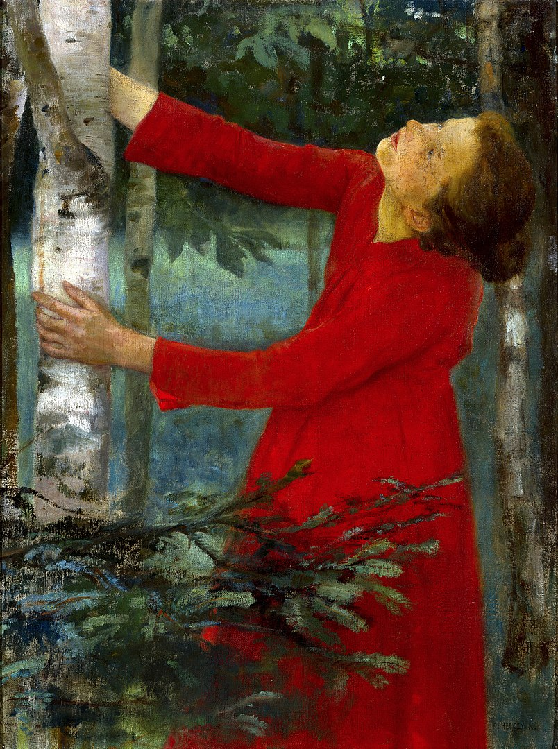 "Let the World Be Beautiful – ""Birdsong"" by Károly Ferenczy"