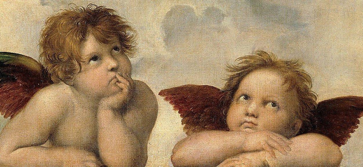 The Very Same Sistine Madonna