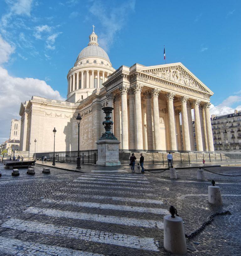 The Paris Panthéon
